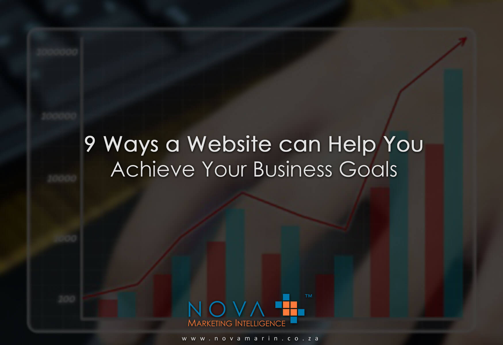 9 Ways a website can help you achieve your business goals.