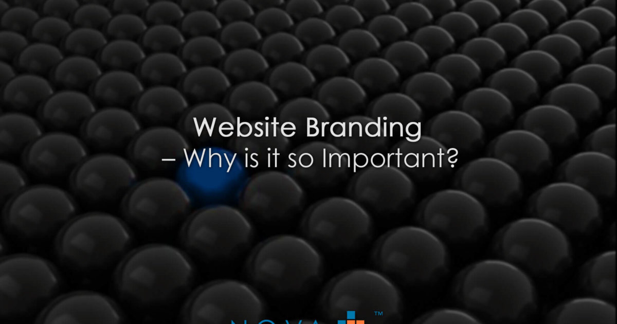 Website Branding Why is it so Important
