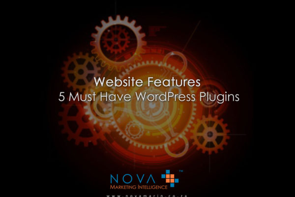 Website Features 5 Must Have WordPress Plugins
