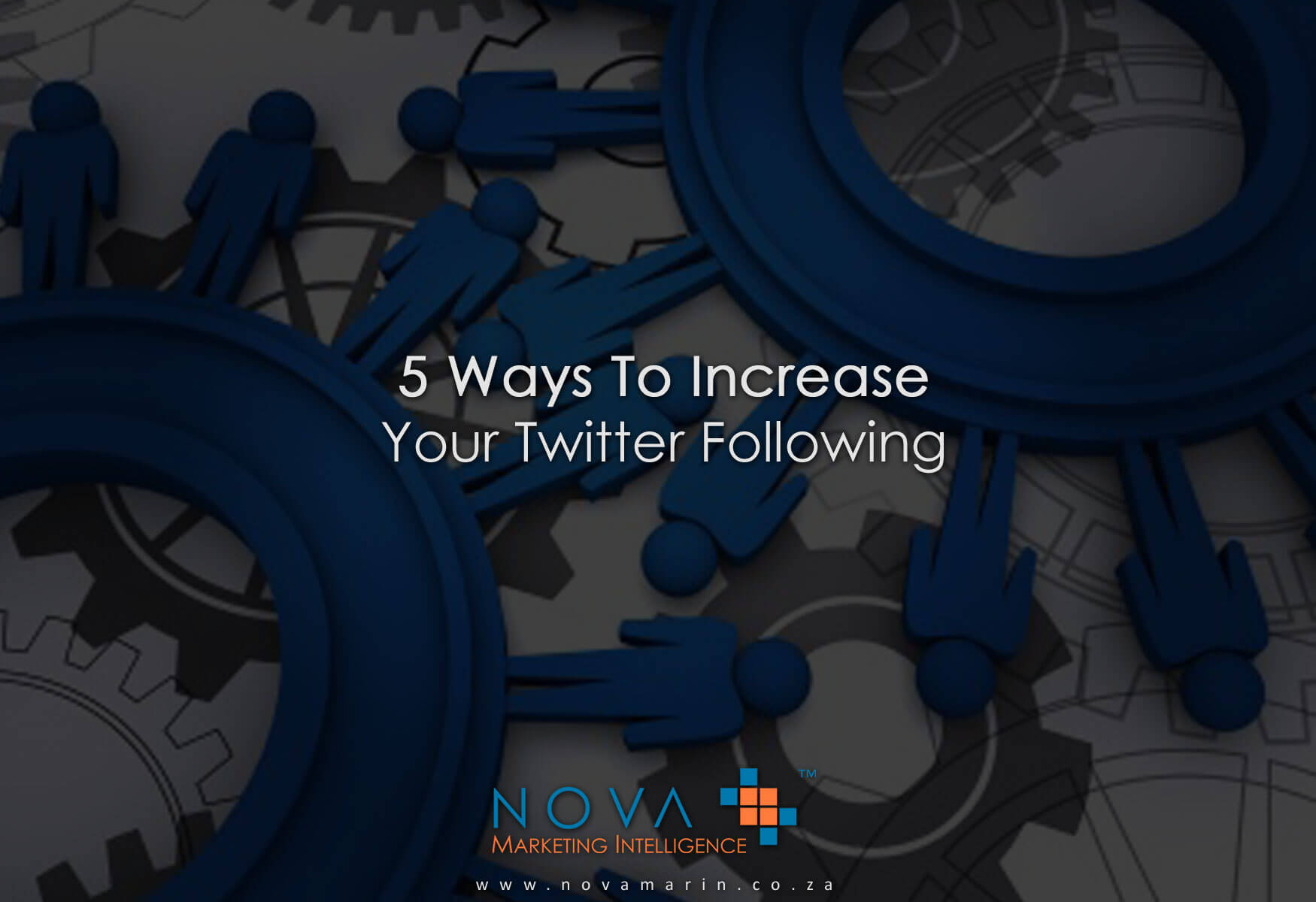 5 Ways To Increase Your Twitter Following