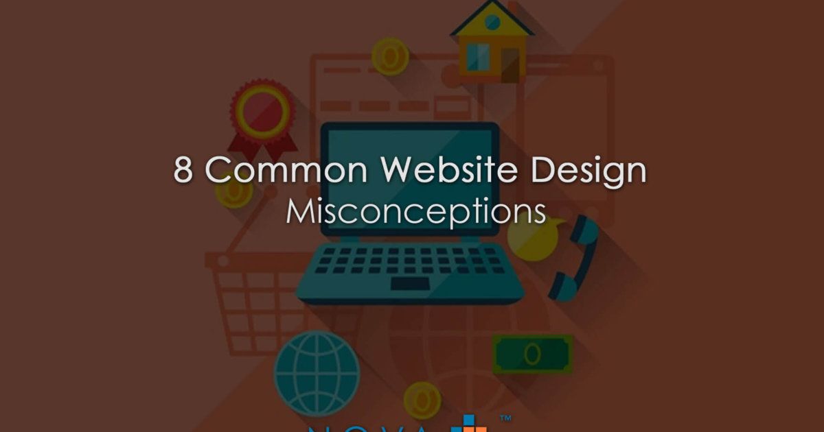 8 Common Website Design Misconceptions