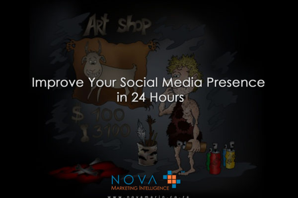 Improve Your Social Media Presence in 24 Hours