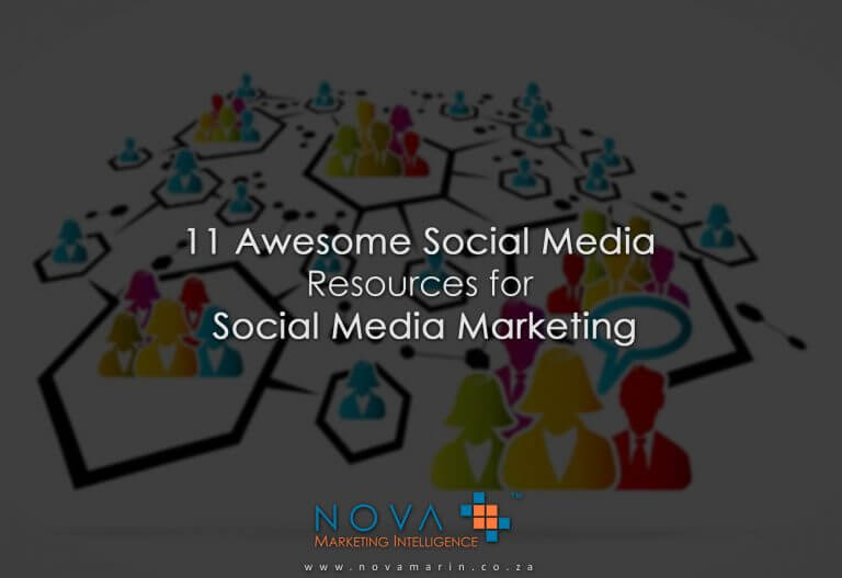11 Awesome Social Media Resources for Social Media Marketing