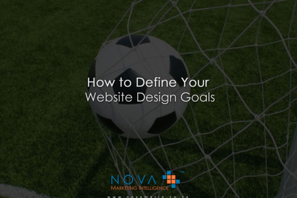 How to Define Your Website Design Goals