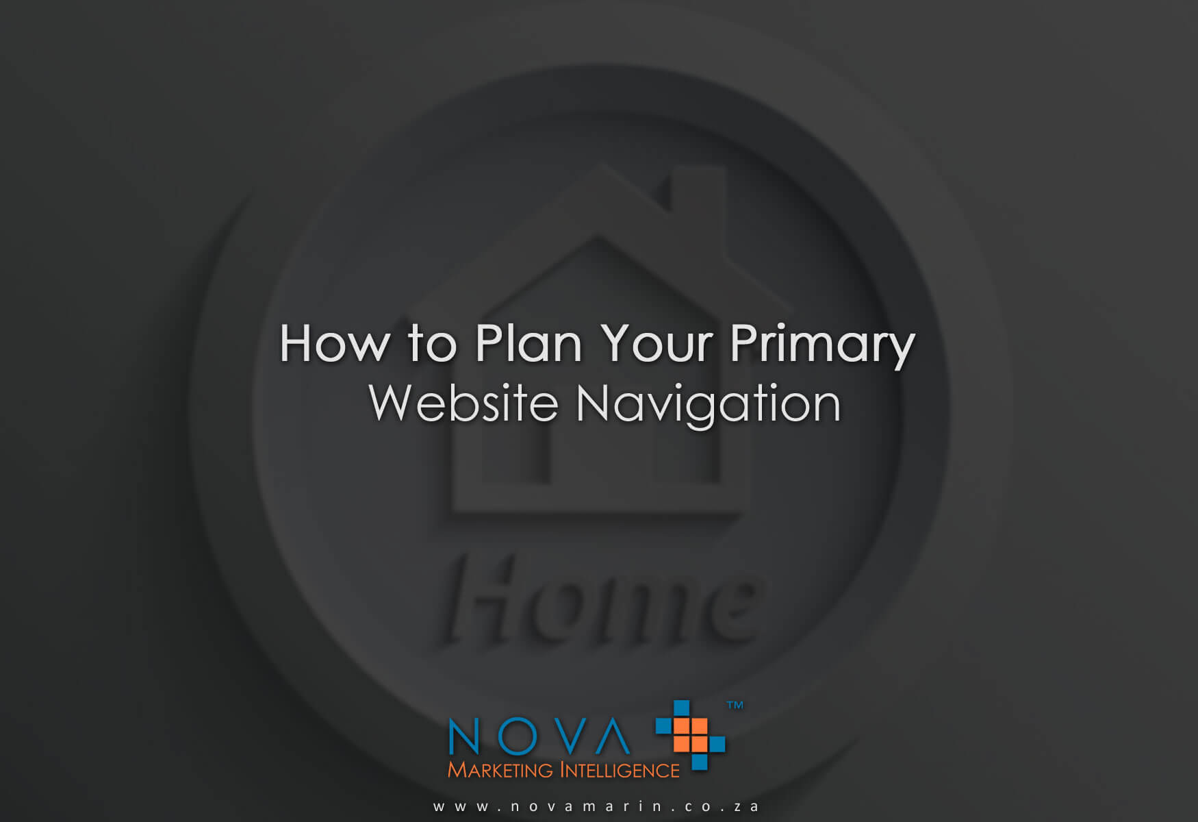How to Plan Your Primary Website Navigation