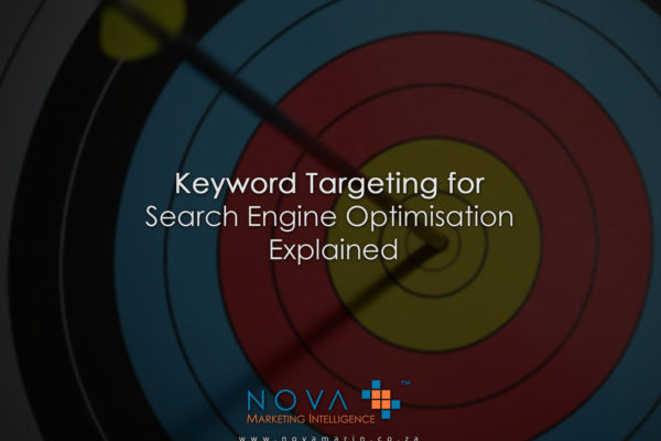 Keyword Targeting for Search Engine Optimisation Explained