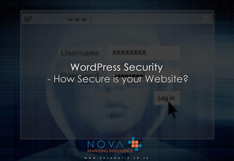 WordPress Security – How Secure is your Website?