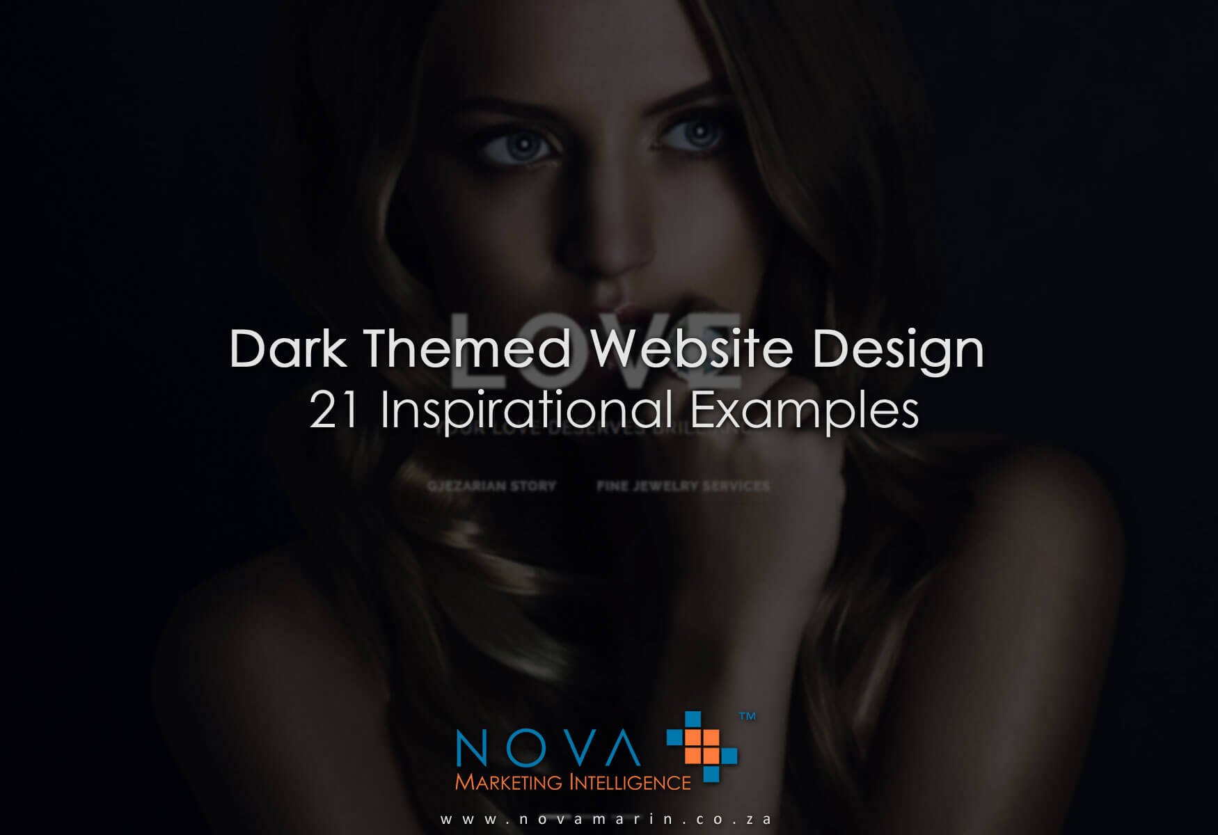 Dark Themed Website Design: 21 Inspirational Examples
