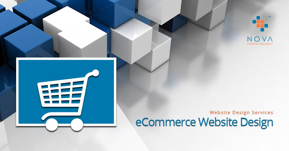 eCommerce Website Design Service - Nova Marketing Intelligence - Website Design & Marketing Company Johannesburg