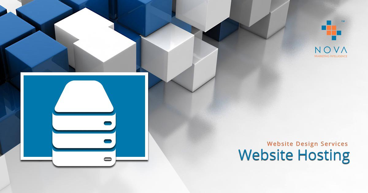 Website Hosting Service - Nova Marketing Intelligence - Website Design & Marketing Company Johannesburg