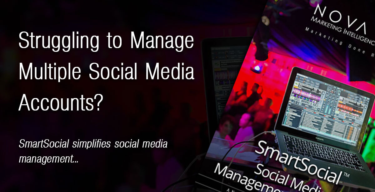 Struggling to Manage Multiple Social Media Accounts