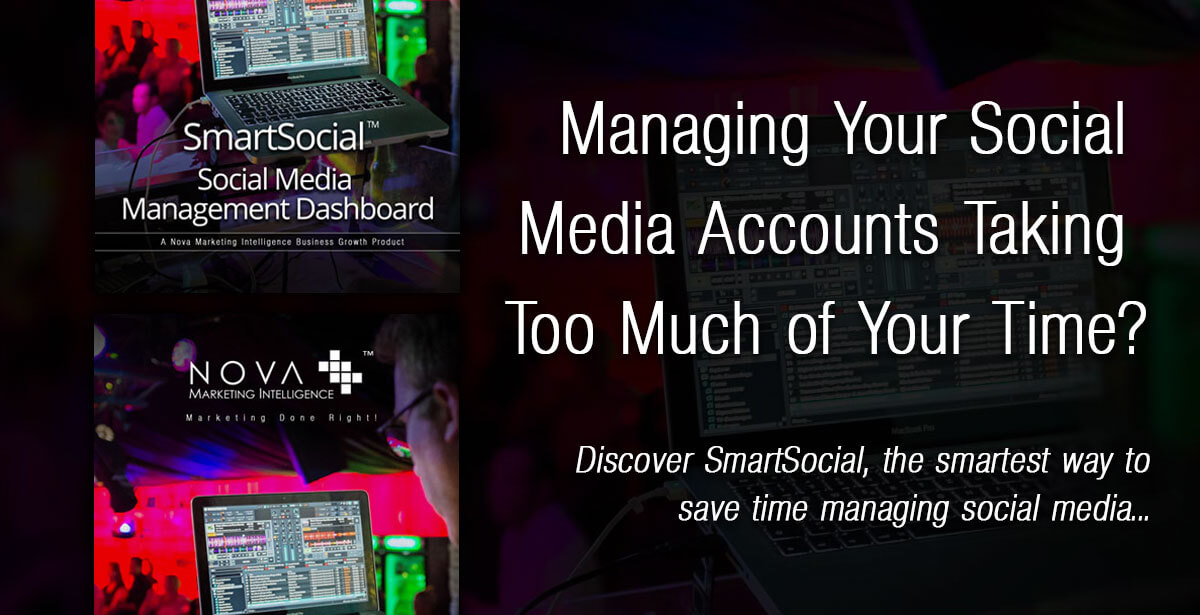 Managing Social Media Taking Too Much of Your Time