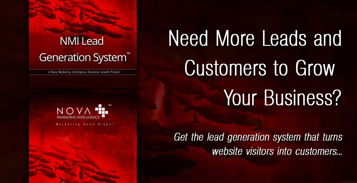 Need More Leads and Customers to Grow Your Business