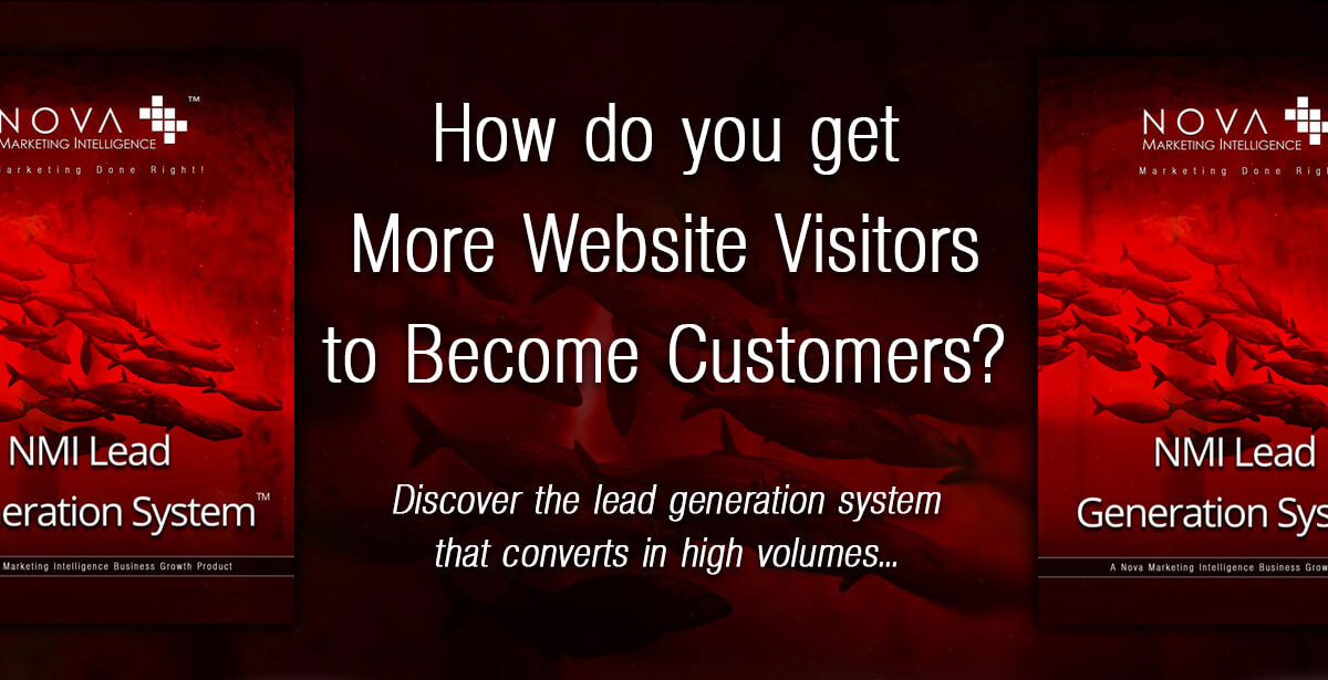 How do you Get More Website Visitors to Become Customers
