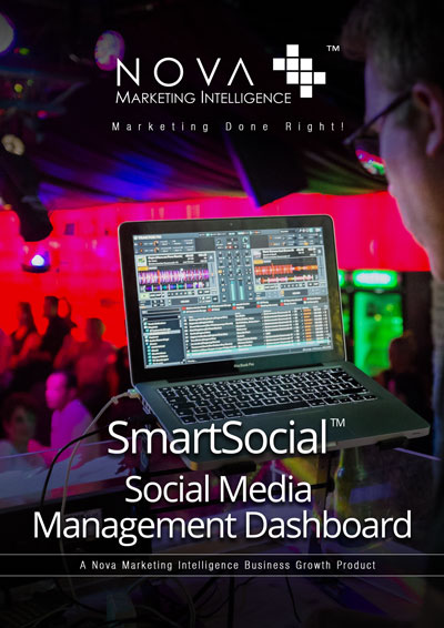 NMI SmartSocial Social Media Management Dashboard