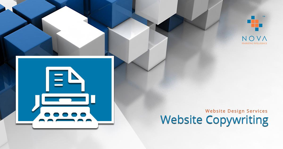 Website Copywriting Service - Nova Marketing Intelligence - Website Design & Marketing Company Johannesburg