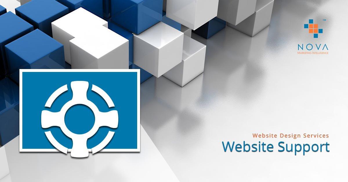 Website Support Service - Nova Marketing Intelligence - Website Design & Marketing Company Johannesburg